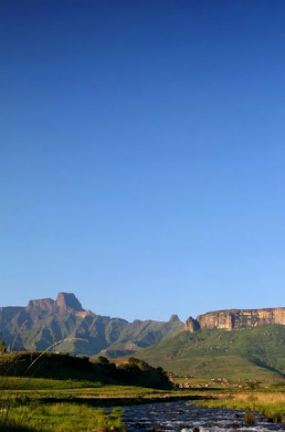 TheTravelClub_Afrika_Zuid-Afrika_Landschap_Drakensbergen